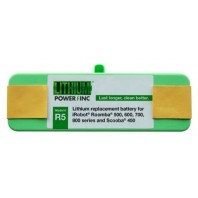 iRobot Roomba Lithium Replacement Battery For 500, 600, 700, 800 Series 4400 mAH