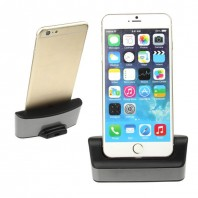 Desktop Charger Sync Charging Dock Station Cradle Stand for iPhone