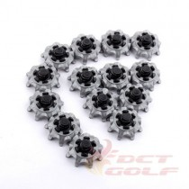 18 pcs Softspikes Golf Shoe Spikes Fast Twist Tri-Lok fit Footjoy
