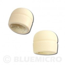 Hitachi Magic Wand Replacement Massage Head Cap / White