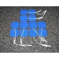 Replacement Electrode Pads for Tens 7000 Units 2 x 2 inch