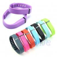 Replacement Wrist Band with Clasp for Fitbit Flex Bracelet