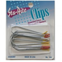 Replacement hot roller clips